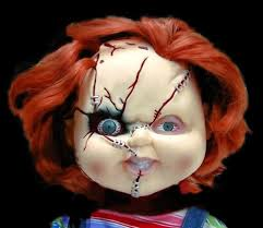 Chucky Halloween Mask by Halloween Masks And Horror Masks From Merlins Ltd Chucky Doll