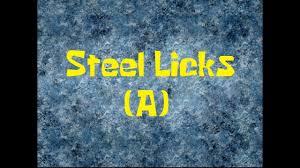 That Sinking Feeling Spongebob by Spongebob Music Steel Licks A Youtube