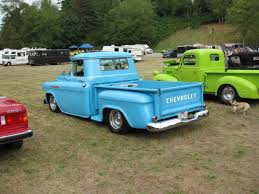 1956 CHEVROLET 1300 PICKUP TRUCK HOT ROD-STREET ROD 350HO CRATE ... 1956 Chevrolet Truck For Sale Hrodhotline Pickup Stretched Chevy Truckin Magazine File1957 4400 Truckjpg Wikimedia Commons Automotive News 56 Gets New Lease On Life 1957 Chevy Trucks Front Color Classic 3100 Fleetside Sale 4483 Dyler Chevrolet 1300 Pickup Truck Hot Rodstreet Rod 350ho Crate Custom Apache 2014 Ardmore Car Show Youtube Top Speed Task Force In Ashmore Qld