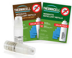 thermacell mosquito repellent refill 48 hour protection walmart com