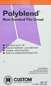 Polyblend Sanded Ceramic Tile Caulk Dry Time by Polyblend Ceramic Tile Caulk