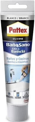 pattex silikon badezimmer und küche schimmel und wasserfest weiß 50 ml