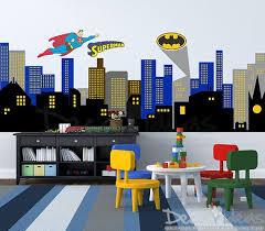 Vintage Superhero Wall Decor by 30 Best Superhero Wall Decals U0026 Murals Images On Pinterest
