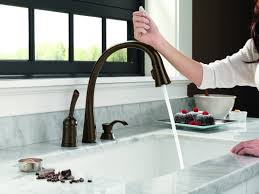 Delta Oiled Bronze Kitchen Faucet by Kitchen Bronze Kitchen Faucet For Beautiful Best Oil Rubbed