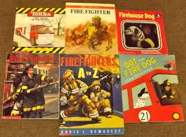 100 Tonka Fire Rescue Truck 6 Books Fighters A To Z Dot The Dog