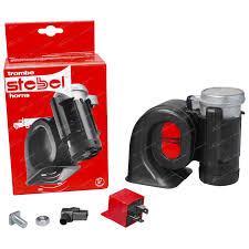 100 Truck Horns 24volt Stebel Nautilus Compact Air Horn 300Hz New Relay New