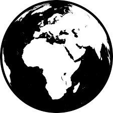 Free vector graphic Africa Asia Earth Europe Globe Free