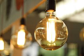 bright bulb up compact flourescent electricity energy