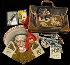 Group Of Cisco Kid Collectibles