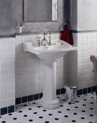 Image 18197 From Post: Pedestal Sink In The Bathroom: Retro Chic ... Bathroom Design Ideas Beautiful Restoration Hdware Pedestal Sink English Country Idea Wythe Blue Walls With White Beach Themed Small Featured 21 Best Of Azunselrealtycom Simple Designs With Bathtub Tiny 24 Sinks Trends Premium Image 18179 From Post In The Retro Chic Top 51 Marvelous Pictures Home Decoration Hgtv Lowes Depot Modern Vessel Faucet Astounding Very Photo Corner Bathroom Sink Remodel Pedestal Design Ideas