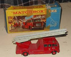 100 Matchbox Fire Trucks K15 Merryweather Engine Collectors Weekly