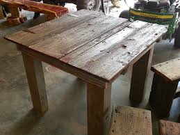 Barn Door Table W/ 4 Seats. Made From Reclaimed Barn Wood, The ... Remodelaholic Old Barn Door Recycled Into Kitchen Table Top Ideas Ana White Sliding Barn Door Kitchen Island Diy Projects Custom Grey M Jones Creations Table On Front Porch Painted And Distressed Legs Amazoncom Ameriwood Home Farmington Coffee Rustic Buffet Console Tv Stand Barnwood Red Ding Doors Asusparapc Repurposing A Salvaged Part 4 Fire Pit Life Made From A 80 Year Old For Sue Lynn