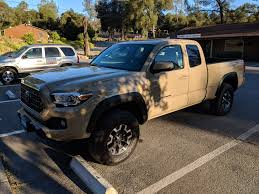 New Taco, New Member From NorCal | Tacoma World Gm 1500 0713 Norcal Truck Bilstein 5100 Test In Baja Mexico Diesel Place Norcal Motor Company Used Trucks Auburn Sacramento 2019 Toyota Tacoma Buyatoyotacomnorcal For Sale Towingwork Motor Trhmotortrendcom Norcal Company Chevy 2500 8lug Suburban Sema 2009 Build By Norcaltruckcom Youtube Cognito 4 Stage 3 Package 0110 Does Anyone Know How Big Of A Tire You Can Mount On 2006 Chevy 2011 2500hd Leveling Package Ford F150 9703 Tony Skulick On Twitter Great Morning For The 2018 Safety Details Sales