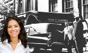 Frank Campbell Funeral Home Elizabeth Meyer