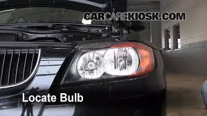 headlight change 2006 2013 bmw 328i 2007 bmw 328i 3 0l 6 cyl