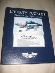 100 2011 Airstream Liberty Puzzle Limited Edition Eddie Bauer By