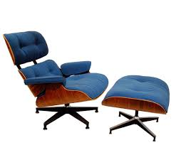 Blue Eames Chair Reupholster | Furniture - Stoelen Husband And Wife Team Combine To Create Onic Lounge Chair The Finally Got Around Restoring My Plycraft Honestly Restoration Of A 1980s Eames Style Lounge Chair Album On Diy Upholstery Is Easier Than You Think Architectural Digest Lkr 1 Chairs For Herman Top 24 Best Of Upholstered Fernando Rees Ottoman Miller Vitra Pin By Charles Ray In 2019 Nosew Full Reupholster Ottoman Pale Walnut Scp Fiberglass Era Diy