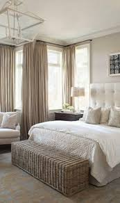 chambre avec meuble blanc blanc femme blanche co des chambres taupe contemporaine deco