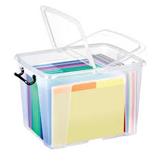 Really Useful Clear Box 07 Litres Hobbycraft