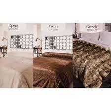 couvre lit fourrure achat vente couvre lit fourrure pas cher