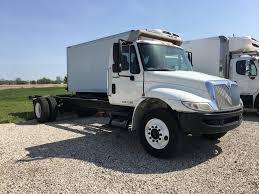 INTERNATIONAL Cab Chassis Trucks For Sale - Truck 'N Trailer Magazine