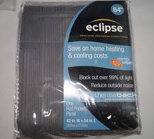 Eclipse Room Darkening Curtains by Eclipse Striped Curtains Drapes U0026 Valances Ebay