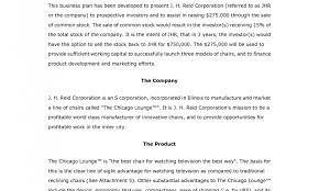 Document Template : Plan Idealstalist Student Action Business ...