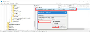 How to disable automatic reboot after updates installation in
