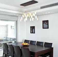 contemporary dining room lighting uk size pendant light furniture