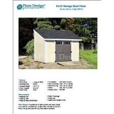 8x10 Shed Plans Materials List Free by 8 10 Shed Plans Materials List Build A Garden Shed Base Ideas To