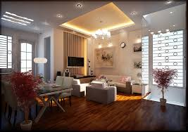 Lighting Living Room Ideas With Wooden Floor And Sofa Wall Lamp