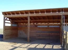 How To Build A Lean To Shed Plans Free by Horseadvice Com Equine U0026 Horse Advice Run In Shed