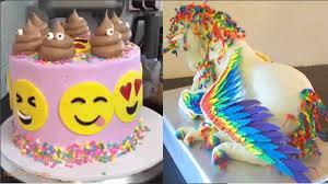 cake decorations top 20 amazing birthday cake decorating ideas oddly satisfying