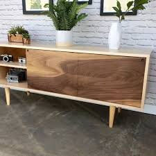 72 best Our work TV media stands and credenzas with sliding doors