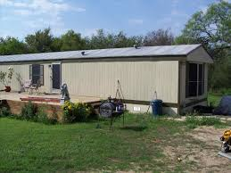 Mobile Home Metal Roofing