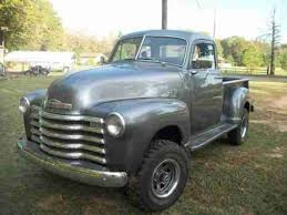 1953 Chevrolet 3100 4x4 - A Popular Post-War Cool Ride - Gold Eagle