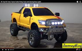 RC Toyota Tundra Pickup Truck Has Disco Lights, Nostalgia Kicks In ... Scale Rc Of A Toyota Tundra Pickup Truck Rc Pinterest 9395 Pickup Tow Truck Full Mod Lego Technic Mindstorms Gear Head 110 Toy Vinyl Graphics Kit Silver Cr12 Ford F150 44 Pickup Black 112 Rtr Ready To Rc4wd Trail Finder 2 Truck Stop Light Bars Archives My Trick Milk Crate Blue 1 Best Choice Products 114 24ghz Remote Control Sports Readers Ride Of The Year March Sneak Peek Car Action Toys With Dancing Disco