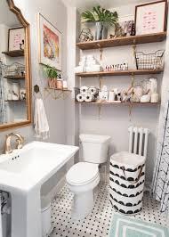 wohnideen für badezimmer bohobathroom kleines bad