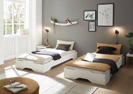 chic funktional stapelbett in weiß kaufen