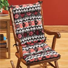 Aztec Print Rocking Chair Cushions, | Collections Etc. Colorful Floral Rocking Chair Cushion 9 Best Recliners 20 Top Rated Stylish Recling Chairs Navy Blue Modern Geometric Print Seat Pad With Ties Coastal Coral Aqua Cushions Latex Foam Fill Us 2771 23 Offchair Fxible Memory Sponge Buttock Bottom Seats Back Pain Office Orthopedic Warm Cushionsin Glider Or Set In Vine And Cotton Ball On Mineral Spa Baby Nursery Rocker Dutailier Replacement Fniture Dazzling Design Of Sets For White Nautical Schooner Boats Rockdutailier Replace Amazoncom Doenr Purple Owl