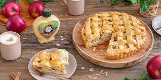 apple pie mit vanilleeis und verpoorten original