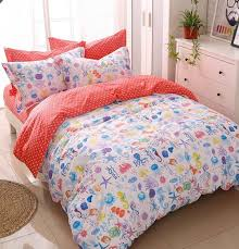 Tween Bedding Sets Cute Colors And Reversible forter For Teen