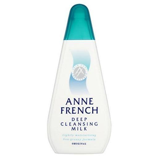Anne French Deep Cleansing Milk - Original