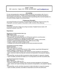 Resume Example Functional Inside Of