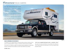 2011 ALP Adventurer Truck Campers Brochure | RV Brochures Download 2016 Alp Adventurer Truck Campers Brochure Rv Brochures Download Dazzling Home Built Camper Plans 6 The 216 Best Pick Up Images 2004 Other 104dss Gillette Wy East Side Rvs 2011 Slr Slrv Off Road Caravans And 4x4 Expedition Vehicles Motorhomes Now Instock 2009 2018 Eagle Cap 811 Apex Nc Rvtradercom Architectural Home Plans Built Small Pickup Slide In Camper Pickup Trucks Of Earthcruiser Announces Gzl Pop Meet Leentu The 150pound Popup