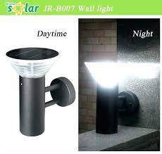 wall mount solar light wall mounted solar lights for garden china