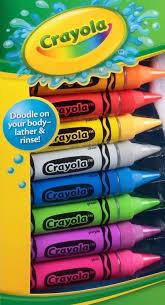 Crayola Bathtub Crayons Ingredients by New Crayola Bathtub Body Wash Pens Gift Set 10 Pc Body