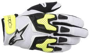 alpinestars smx 3 air gloves cycle gear