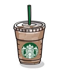 Starbucks Clipart Cute Cartoon 4