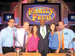 Friendly Samsels Fight On 'Family Feud' | Cranston Herald Steve Harvey Host Of Family Fued Says Nigger And Game Coestant Ray Combs Mark Goodson Wiki Fandom Powered By Wikia Family Feud Hosts In Chronological Order Ok Really Stuck Feud To Host Realitybuzznet Northeast Ohio On Tvs Celebrity Not Knowing How Upcoming Daytime Talk Show Has Is Accused Wearing A Bra Peoplecom Richard Dawson Kissing Dies At 79 The